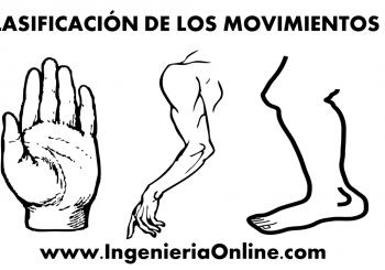 CLASIFICACIÓN DE MOVIMIENTOS