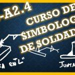 SIMBOLOS DE SOLDADURA AWS A2.4
